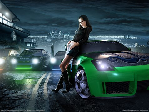 need for speed undercover video prohojdenie