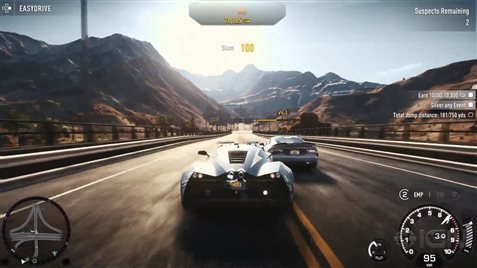 need for speed hot pursuit video prohojdenie