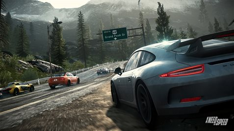 need for speed rivals igra vdvoem na odnom kompytere