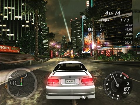 need for speed most wanted igra na android