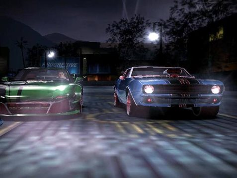 need for speed rivals 4 mashina