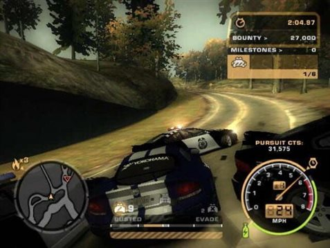 Need For Speed Most Wanted Igra