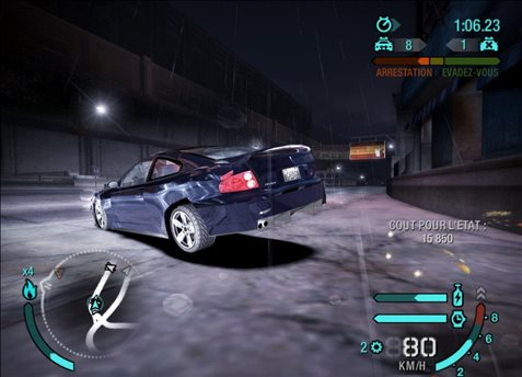 need for speed most vanted na android